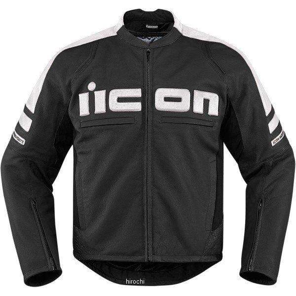 【USA在庫あり】 アイコン ICON レザージャケット モーターヘッド 2 白 Mサイズ 2810-2859 HD店
