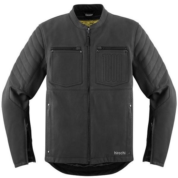 【USA在庫あり】 アイコン ICON ジャケット AXYS 黒 XLサイズ 2810-3082 HD店