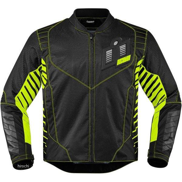 【USA在庫あり】 アイコン ICON スリーシーズンジャケット ワイヤーフォーム グリーン2XLサイズ 2820-3597 HD店