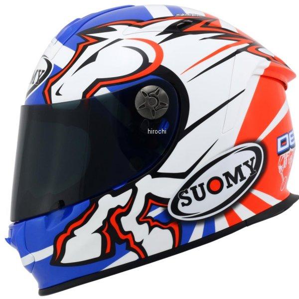 スオーミー SUOMY フルフェイスヘルメット SR-SPORT ドヴィジオーゾGP Sサイズ (55cm-56cm) SSR003401 HD店