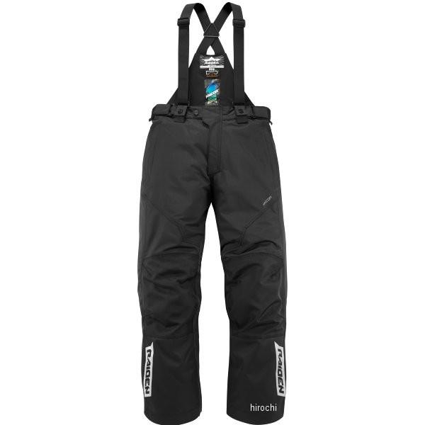 【USA在庫あり】 アイコン ICON 防水パンツ Raiden DKR Monochromatic 黒 Mサイズ 2821-0927 HD店
