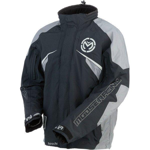 【USA在庫あり】 ムースレーシング MOOSE RACING ジャケット エクスペディション 黒/グレー XLサイズ 2920-0458 HD店