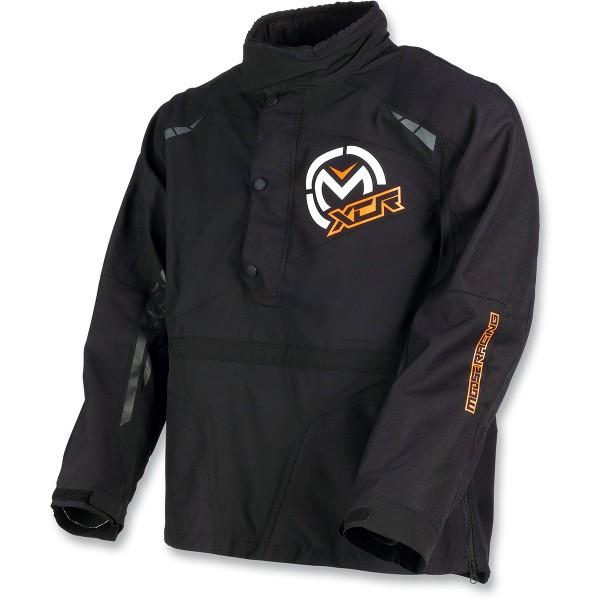 【USA在庫あり】 ムースレーシング MOOSE RACING ジャケット プルオーバー S18 XCR 黒 2XLサイズ 2920-0495 HD店