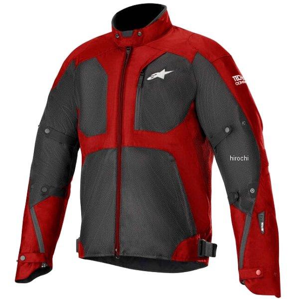 アルパインスターズ 春夏モデル ジャケット TAILWIND AIR WP TECH-AIR 31 赤/黒 2XLサイズ 8033637978864 HD店
