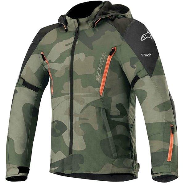 アルパインスターズ 春夏モデル ジャケット BADGER 9002 カモ/黒 2XLサイズ 8059175010132 HD店