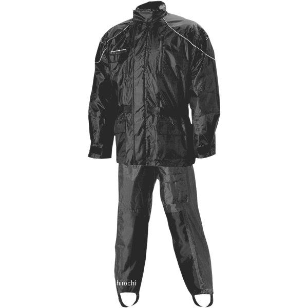 【USA在庫あり】 ネルソンリグ NELSON RIGG レインスーツ AS-3000 黒 2XLサイズ 2851-0397 HD店