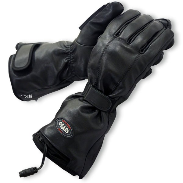 【USA在庫あり】 ギアーズ カナダ Gears Canada 加熱 グローブ X4 黒 Sサイズ 3310-0660 HD店