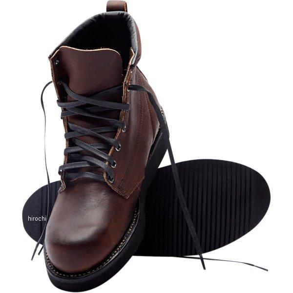 【USA在庫あり】 ブロークンオム Broken Homme ブーツ James 赤褐色 9.5サイズ 27.5cm 3406-0550 HD店