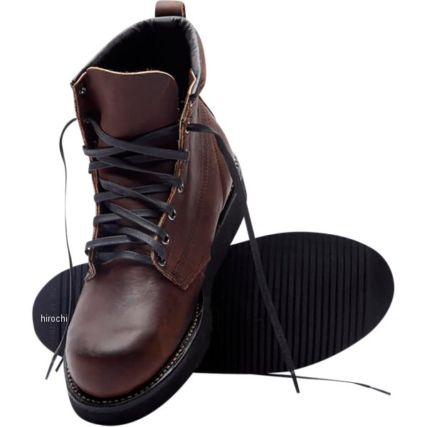 【USA在庫あり】 ブロークンオム Broken Homme ブーツ James 赤褐色 10.5サイズ 28.5cm 3406-0552 HD店