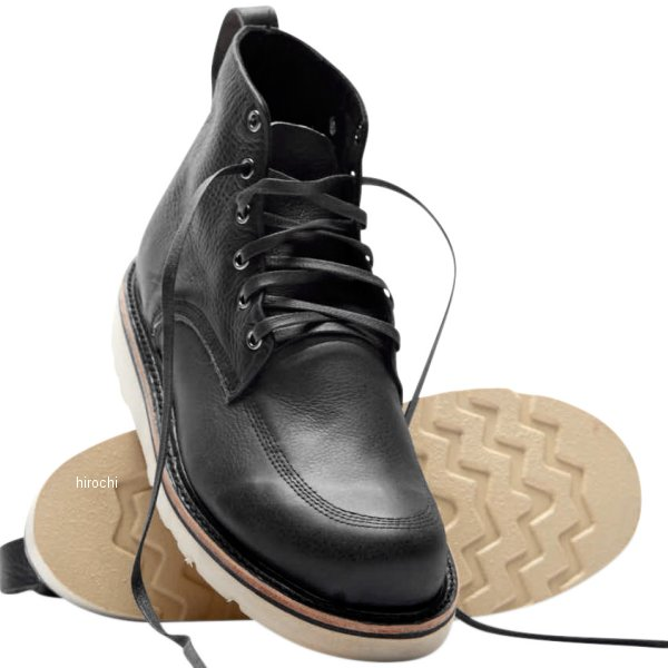【USA在庫あり】 ブロークンオム Broken Homme ブーツ Jaime 黒 11.5サイズ 29.5cm 3406-0576 HD店