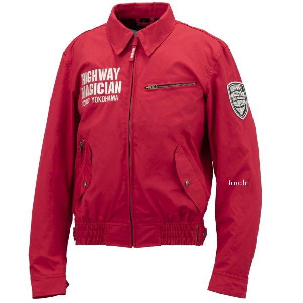 イエローコーン YeLLOW CORN 春夏モデル スウィングトップジャケット 赤 XSサイズ YB-9100 HD店