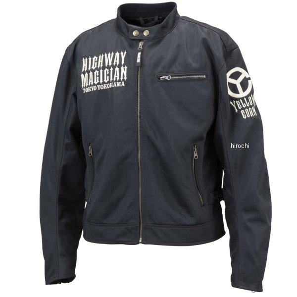 イエローコーン YeLLOW CORN 2019年春夏モデル ライトメッシュジャケット 黒 3Lサイズ YB-9120 HD店