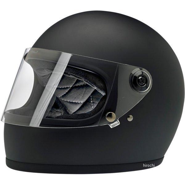 【USA在庫あり】 ビルトウェル Biltwell フルフェイスヘルメット Gringo-S 黒(つや消し) XXL 0101-11473 HD店