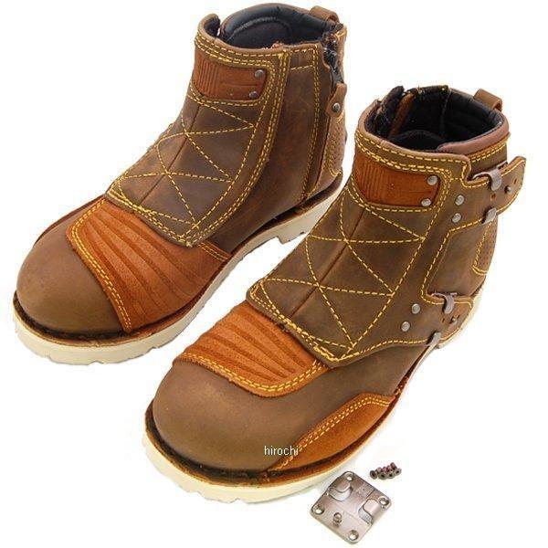 【メーカー在庫あり】 アイコン ICON ブーツ El Bajo ブラウン 10.5サイズ 28.5cm 3403-0353 HD店