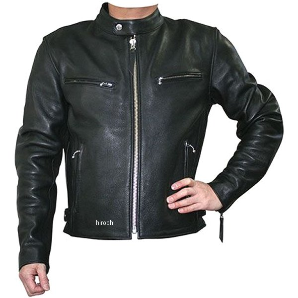 モトフィールド MOTO FIELD 春夏モデル シングルレザージャケット 黒 5Lサイズ MF-LJ127K HD店