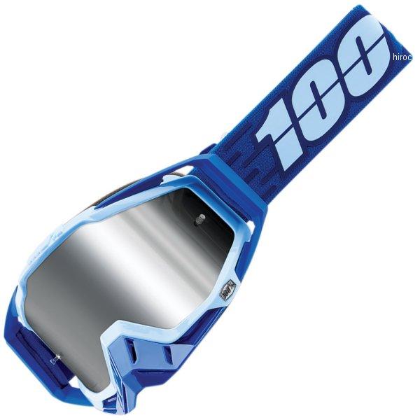 【USA在庫あり】 100パーセント 100% ゴーグル Racecraft Plus Rodion 青/ライトブルー 2601-2511 HD店