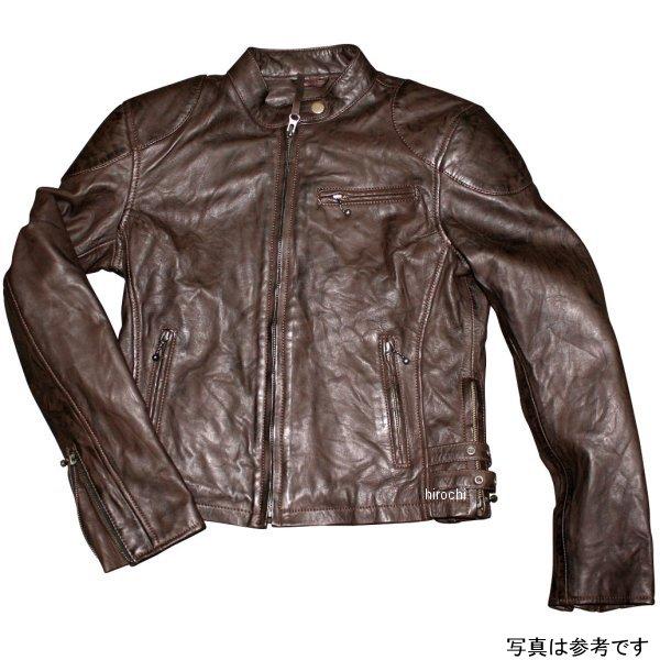 モトフィールド MOTO FIELD 春夏モデル シングルレザージャケット ビンテージ レディース ネイビー LLサイズ MF-LJ134 HD店