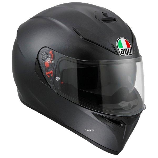 エージーブイ AGV フルフェイスヘルメット K-3 SV SOLID アジアフィット マットブラック Sサイズ (55-56cm) 030194E0-002-S HD店