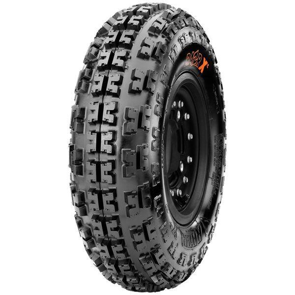【USA在庫あり】 マキシス MAXXIS タイヤ RS07 レイザーXC 21x7-10 6PR フロント 682431 HD
