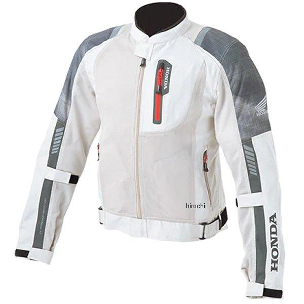 ホンダ純正 春夏モデル プロテクトライディングメッシュジャケット プラチナ Lサイズ 0SYEJ-13H-W HD店