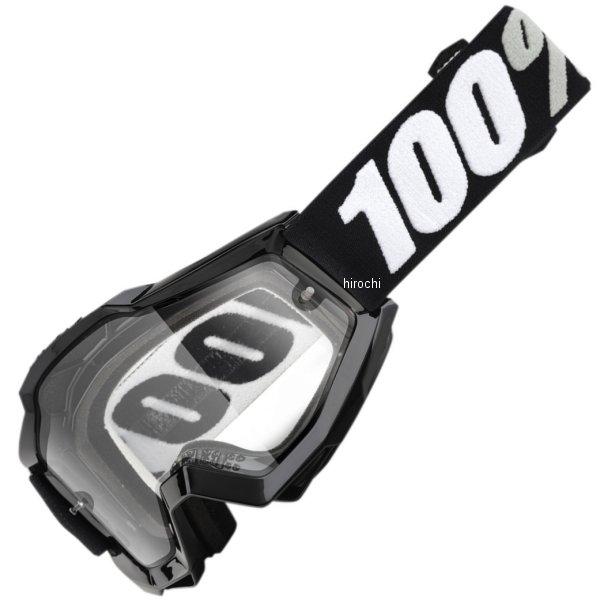 【USA在庫あり】 100パーセント 100% ゴーグル Accuri Enduro Tornado 青/クリアレンズ/黒 白ストラップ 2601-2070 HD店