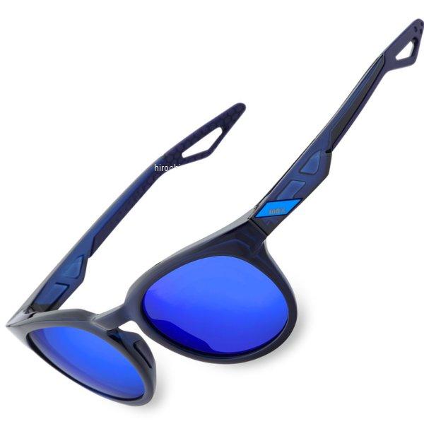 【USA在庫あり】 100パーセント 100% サングラス Active Lifestyle カモ ブルー/ブルーミラーレンズ 2610-1049 HD店