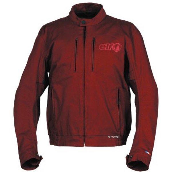 エルフ elf 春夏モデル コンフォートストレッチジャケット 赤 Sサイズ EL-9221 HD店