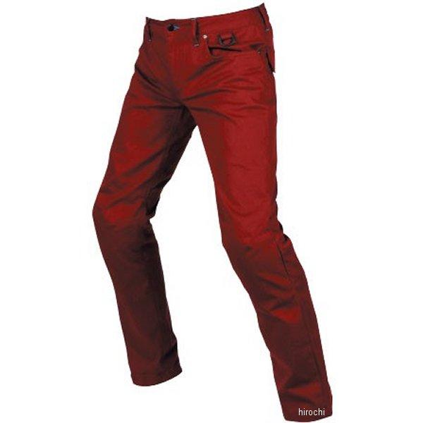 エルフ elf 春夏モデル コンフォートストレッチパンツ 赤 33サイズ ELP-9221 HD店