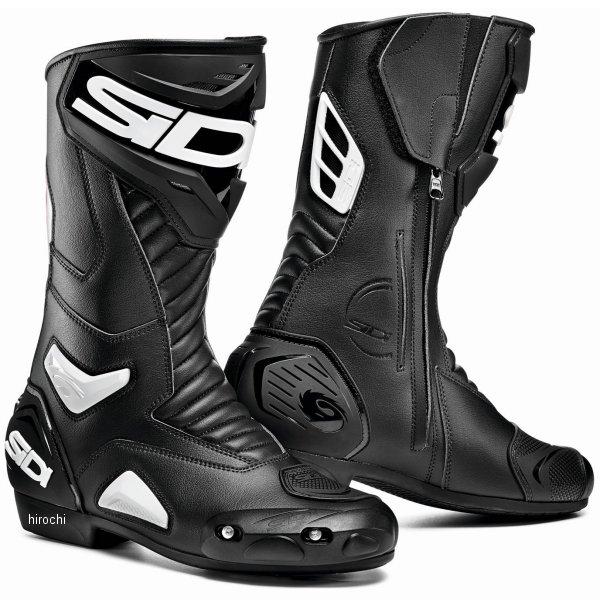 【メーカー在庫あり】 シディー SIDI 春夏モデル ブーツ PERFORMER 黒/白 41サイズ(26.0cm) 8017732504142 HD店