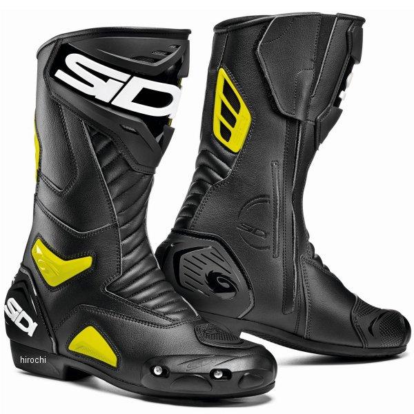 【メーカー在庫あり】 シディー SIDI 春夏モデル ブーツ PERFORMER 黒/黄 39サイズ(25.0cm) 8017732504265 HD店