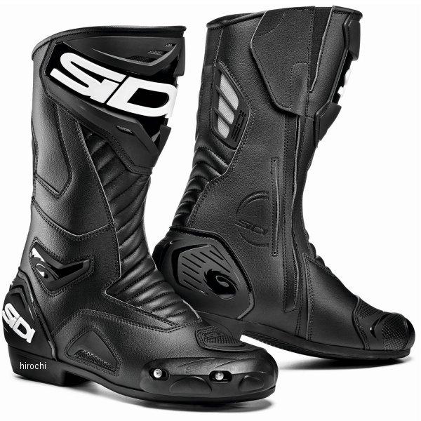 【メーカー在庫あり】 シディー SIDI 2019年春夏モデル ブーツ PERFORMER 黒/黒 40サイズ(25.5cm) 8017732504418 HD店