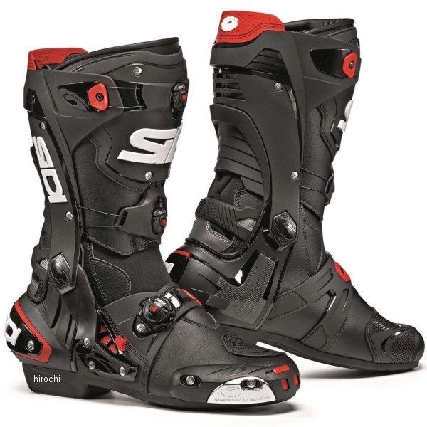 【メーカー在庫あり】 シディー SIDI 春夏モデル ブーツ REX 黒/黒 41サイズ(26.0cm) 8017732517760 HD店
