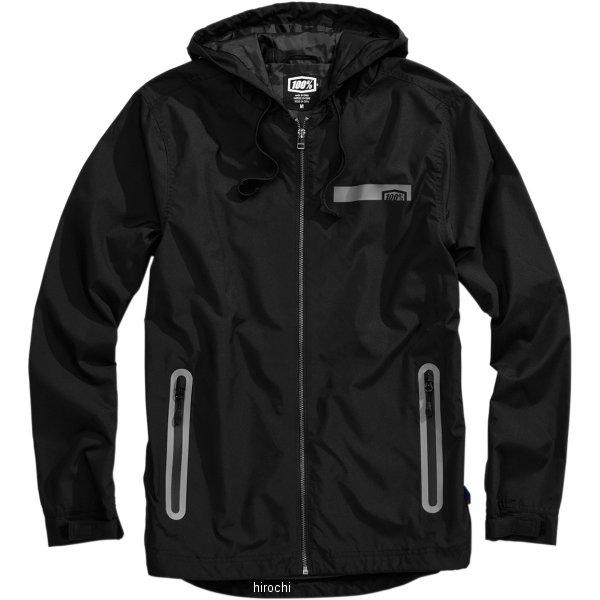 【USA在庫あり】 100パーセント 100% ジャケット Storbi 黒 Lサイズ 3001-0939 HD店