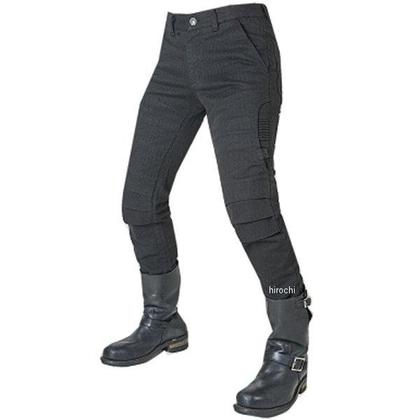 ラフ&ロード 春夏モデル モトパンツ uglyBROS LARVA 黒 36インチ UB0016BK5 HD店