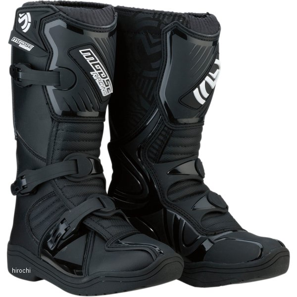 【USA在庫あり】 ムースレーシング MOOSE RACING ブーツ 子供用 M1.3 黒 2(21.5cm) 3411-0424 HD店
