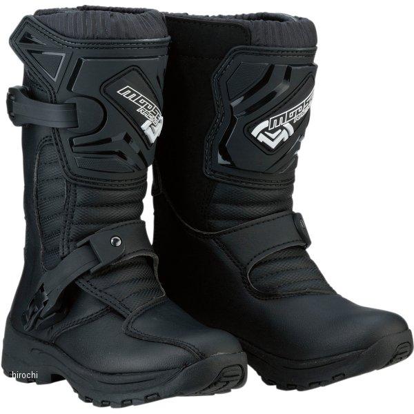 【USA在庫あり】 ムースレーシング MOOSE RACING ブーツ 子供用 M1.3 黒 12(19.5cm) 3411-0467 HD店