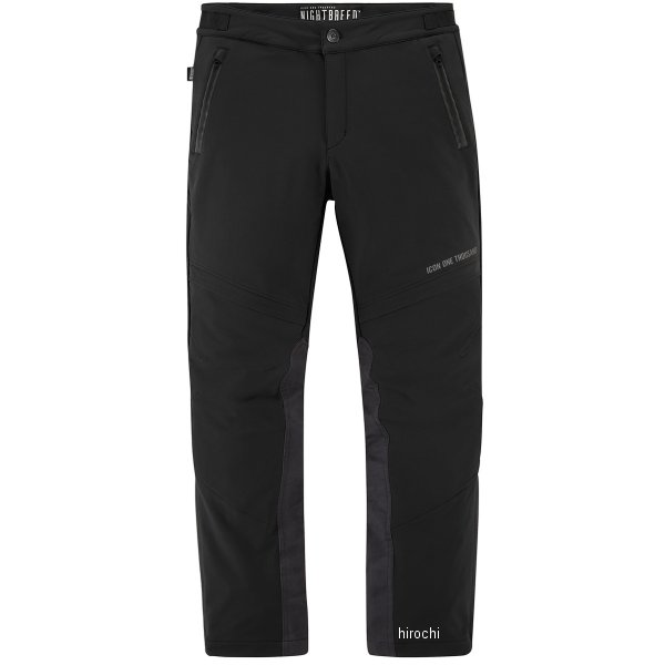 アイコン ICON パンツ NIGHTBREED 黒 34サイズ 2821-1105 HD店