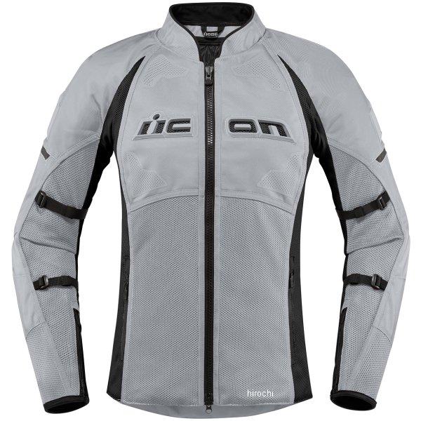 アイコン ICON ジャケット CONTRA2 レディース グレー Mサイズ 2822-1182 HD店