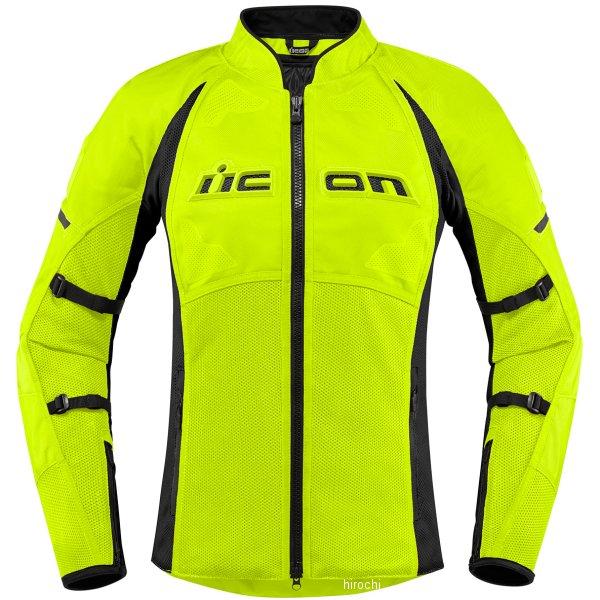 アイコン ICON ジャケット CONTRA2 レディース ハイビズ Sサイズ 2822-1188 HD店