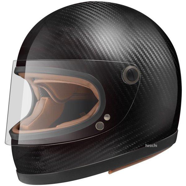 ジーロット ZEALOT フルフェイス NV ロードレーサー Road Racer CARBON HYBRID STD 茶 Lサイズ NVC0010/L HD店