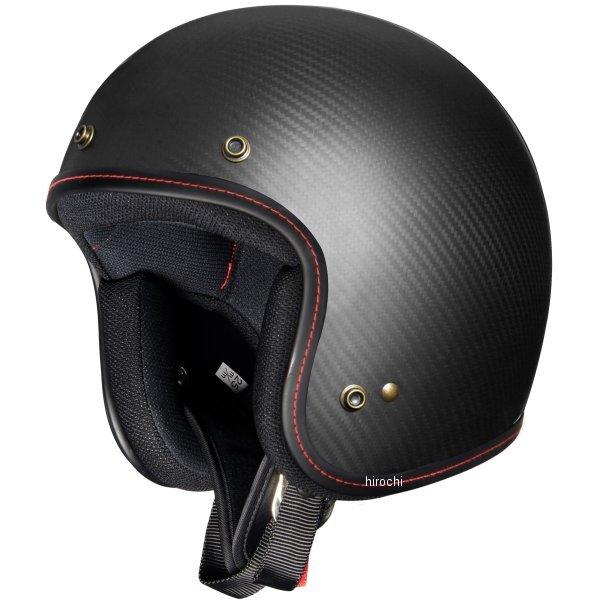 【メーカー在庫あり】 ジーロット ZEALOT ジェットヘルメット フライボーイジェット FlyboyJet CARBON HYBRID STD マット Lサイズ FJ0013/L HD店