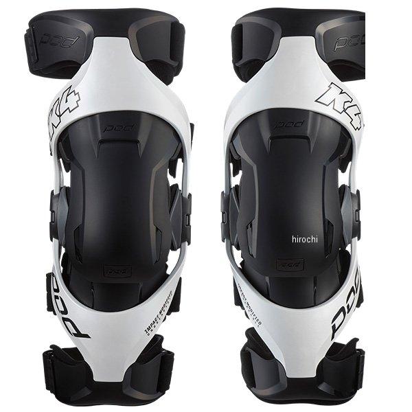 【メーカー在庫あり】 PODMX 2019年モデル ニーブレース K4 2.0 左右セット XS/Sサイズ K4024-058-XS/SM HD店