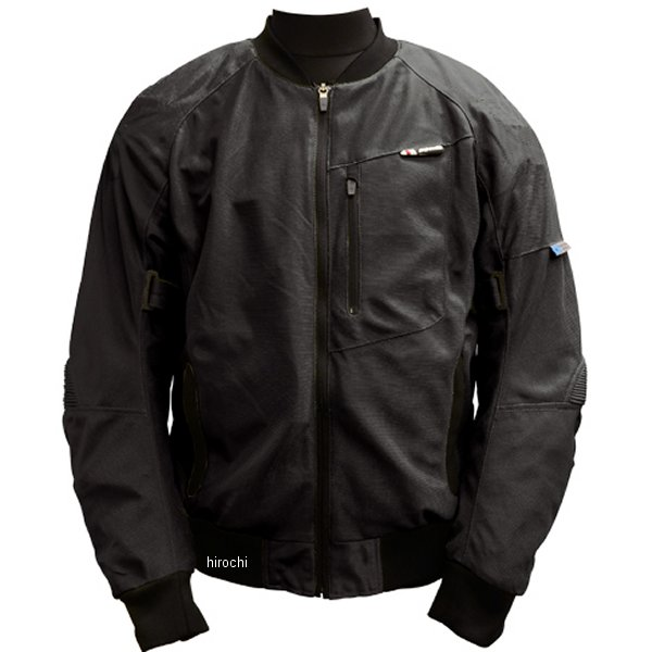 SEAL'S シールズ エアファイター 春夏モデル メッシュジャケット 黒 5Lサイズ SLB-645 HD店