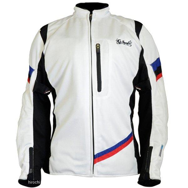SEAL'S シールズ 春夏モデル メッシュジャケット レディース 白 Lサイズ SLB-647W HD店