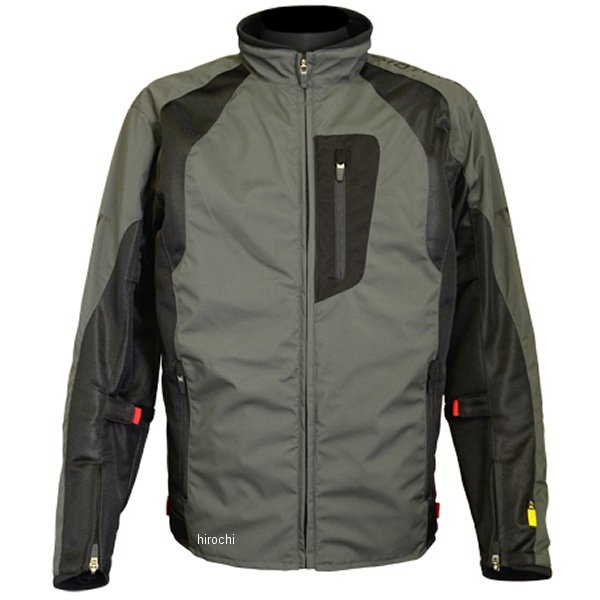 MOTO-VIPER モトバイパー 春夏モデル GAL-NE メッシュジャケット グレー Lサイズ MV-67 HD店