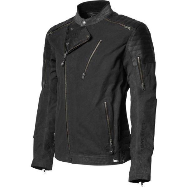 【USA在庫あり】 ローランドサンズデザイン RSD テキスタイルジャケット Casbah 黒 Lサイズ RD8801 HD店