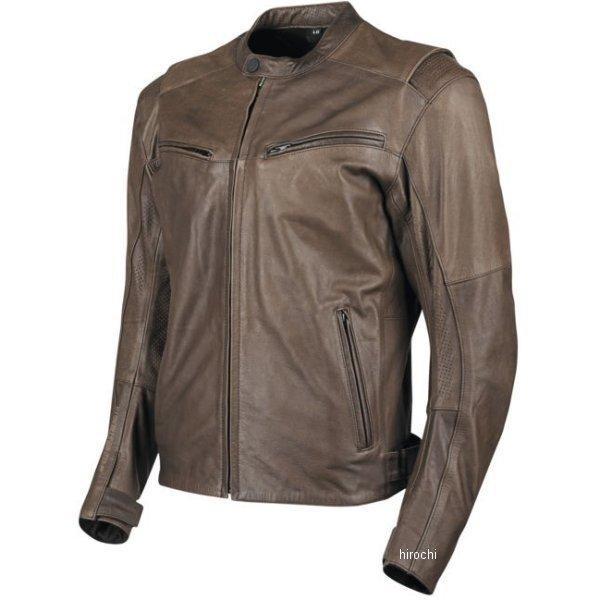 【USA在庫あり】 スピードアンドストレングス レザージャケット Dark Horse ブラウン 4XLサイズ 884625 HD店