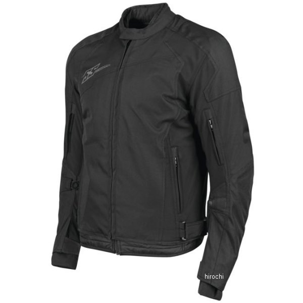 【USA在庫あり】 スピードアンドストレングス テキスタイルジャケット Sure Shot 黒 Mサイズ 884627 HD店
