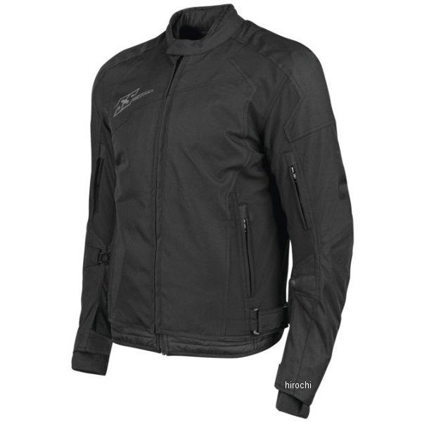 【USA在庫あり】 スピードアンドストレングス テキスタイルジャケット Sure Shot 黒 4XLサイズ 884632 HD店