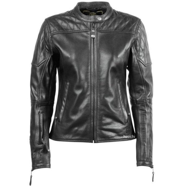 ローランドサンズデザイン RSD レザージャケット 女性用 Trinity 黒 XLサイズ RD8402 HD店